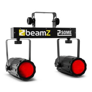 2-Some Moonflower Light Set RGBW-LED Sound Activated