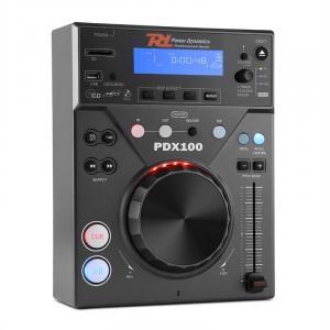 PDX100 DJ CD Player CD MP3 USB SD