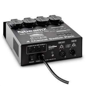 DMX004DII DMX-omställningsbox