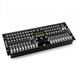 DMX1360 Lichtsteuerpult Controller Lichtmischer Joystick MIDI DMX CF