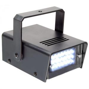 Mini Stroboscoop 24 x LED 10W incl. beugel