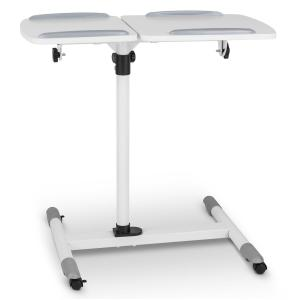 TS-5 Projector Table 2 Shelves Max. 10 kg Height Adjustable Tilt Wheels