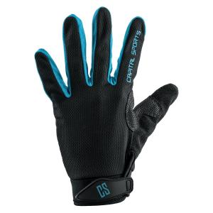 NiceTouch BL Sports Gloves Training Gloves L Leatherette Blue | L