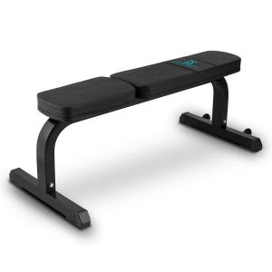 Flat B Flat Bench Dumbbell Bench Steel 250kg Black