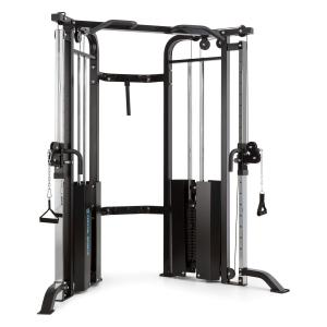 Xtrakter Cable Pull Station Black Steel 2 x 90kg