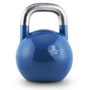 Compket 12 Steel Competition Kettlebell 12 kg Blue 12 kg