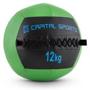 Epitomer Wall Ball 12kg cuir synthétique vert 12 kg