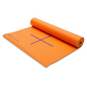 12 x Capital Sports Yosalo Yogamatte Gymnastikmatte Orange inkl. Tasche