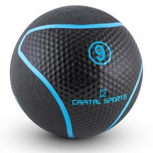 Medba 9 Medicine Ball 9kg Rubber Black 9 kg