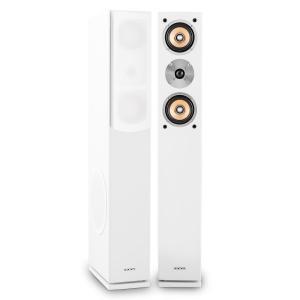 Linie 501 FS-WH Passive Tower Floor Speaker Pair 280w White White