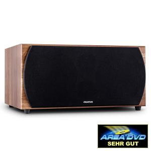 Line 501 SW WN Active Subwoofer 500W Walnut Walnut