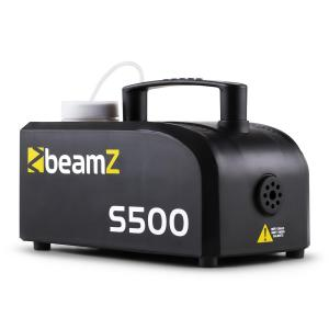 S500 New Edition 500W Fog Machine 50m³ with 250ml Fog Fluid