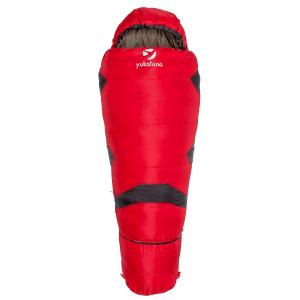 Shipton Mummy Sleeping Bag Kids Adjustable 300 g / m² Hollow Fibre Filling Red