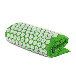 Relax Yantramatta massagematta akupressur 70x40cm grön Grön