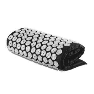 Relax Yantramatta massagematta akupressur 70x40cm svart Svart