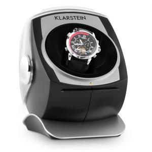 Sennaestojo de relógio de com rotação direita-esquerda em preto Preto