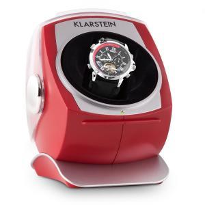 Sennaestojo de relógio de com rotação direita-esquerda em vermelho Vermelho