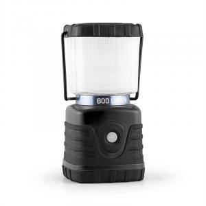 Yorion LED Camping Lantern 600 lm Battery-Powered Black Black