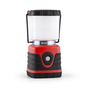 Yequuleus Campinglantaarn LED 600 Lumen 150 h 15 m hoekig rood