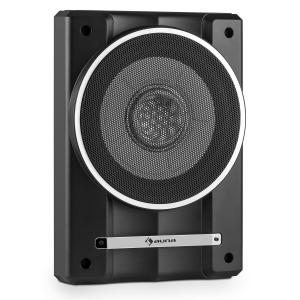 "Silverseat 10 Active Car 10"" Subwoofer 200W Underseat Remote Control"