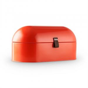 Ciabatta Rossa 2 Breadbox 14.5 L Retro Red Red