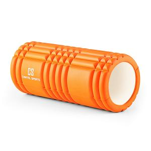 Caprole 1 Foam Roller 33 x 14 cm Orange Orange