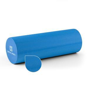 Caprole 2 massageroller 45 x 15 cm blauw Blauw