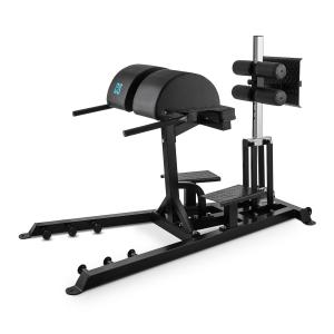 Faece Roman Fitness Chair GHD Steel Leatherette Black