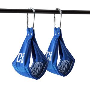 Armlug Arm & Ab Slings Metal Snap Hooks Max. 120kg Blue