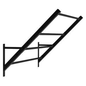 Dominat Edition Monkey Ladder 167 cm Black Steel 168 cm