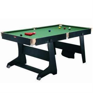 FS-6 TT-1 Table de billard pliable convertible ping pong fléchettes