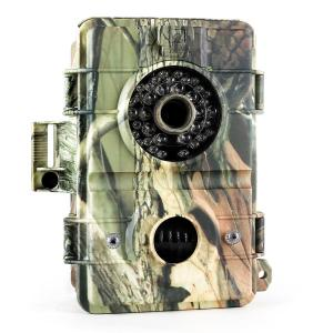 Grizzly 3.0 Trail Wilderness Camera IR Flash 8MP HD Video Camouflage Grey