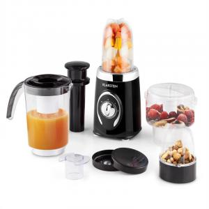 Fruizooka Mixer Smoothie Maker 4-in-1 Multifunctional Device 220W Black Black