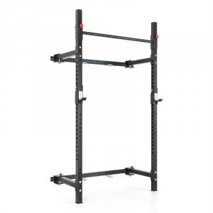 Flapton Foldable Rack Chin-up Bar Wall-Mounted J-Cups