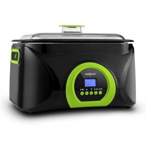 Sanssouci Sous-vide Slow Cooker 5L 300W Black / Green