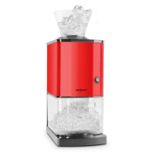 Icebreaker Ice Crusher 15kg/h 3.5 Liter Stainless Steel Ice Bucket Red Red