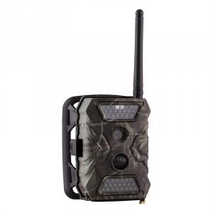 GRIZZLY Trail Wilderness HD Camera 40 LEDs Black 12MP With GSM