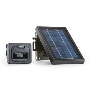 Grizzly Charger solar power kit power controller & monterings-kit