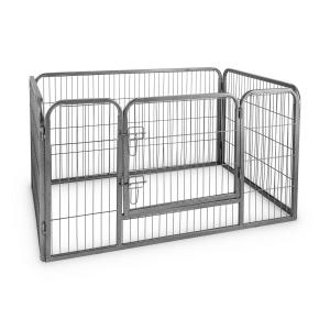 Fort Struppi Puppy Enclosure Fence Free Running Playpen 125x85cm