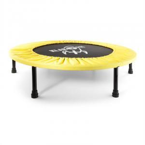 Rocketbaby 3 trampoliini 96 cm hyppyalue keltainen keltainen