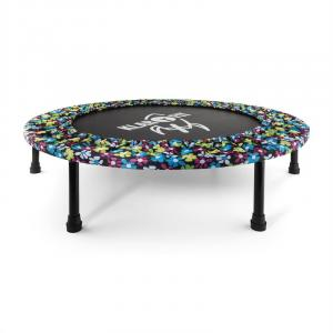 Rocketbaby 5 Trampoline 96 cm Jumping Surface Floral Pattern