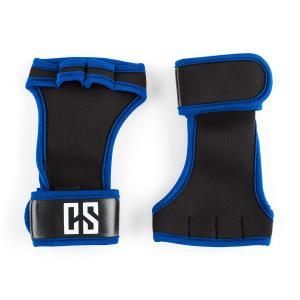 Palm Pro Gants haltérophilie musculation taille M - noir/bleu