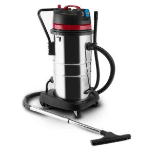 Clean Room Prima Wet-Dry Vacuum Cleaner Industrial Vacuum Cleaner 2000W HEPA 60l Outlet 60 Ltr