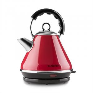 Charlotte II Cordless Electric Tea Kettle 1.7L 2200W Red Red