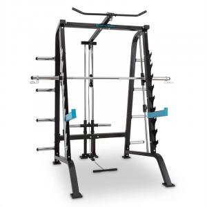 Squatster Squat Rack Nero Acciaio