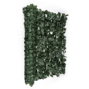 Fency Dark Ivy Recinto Privacy Antivento 300x150 cm Edera Verde Scuro Verde scuro | 150 cm/edera