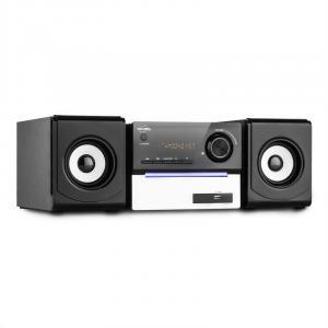 CH11CD Sistema Áudio CD USB SD MP3 FM AUX Controlo Remoto CD-Player