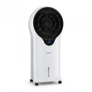 Whirlwind 3-in-1 Klimagerät Ventilator Luftkühler Luftbefeuchter 5,5L 110W weiß Weiß