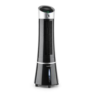 Skyscraper Ice 4en1 Enfriador de aire Ventilador Humidificador del aire 6 L Negro