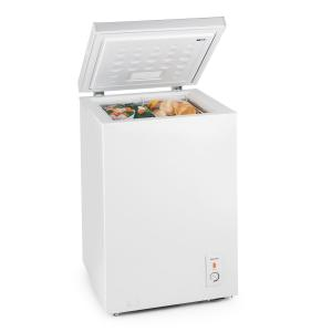 Iceblokk Freezer Chest Floor Standing 100 Litre 75 W A+ White White | 100
